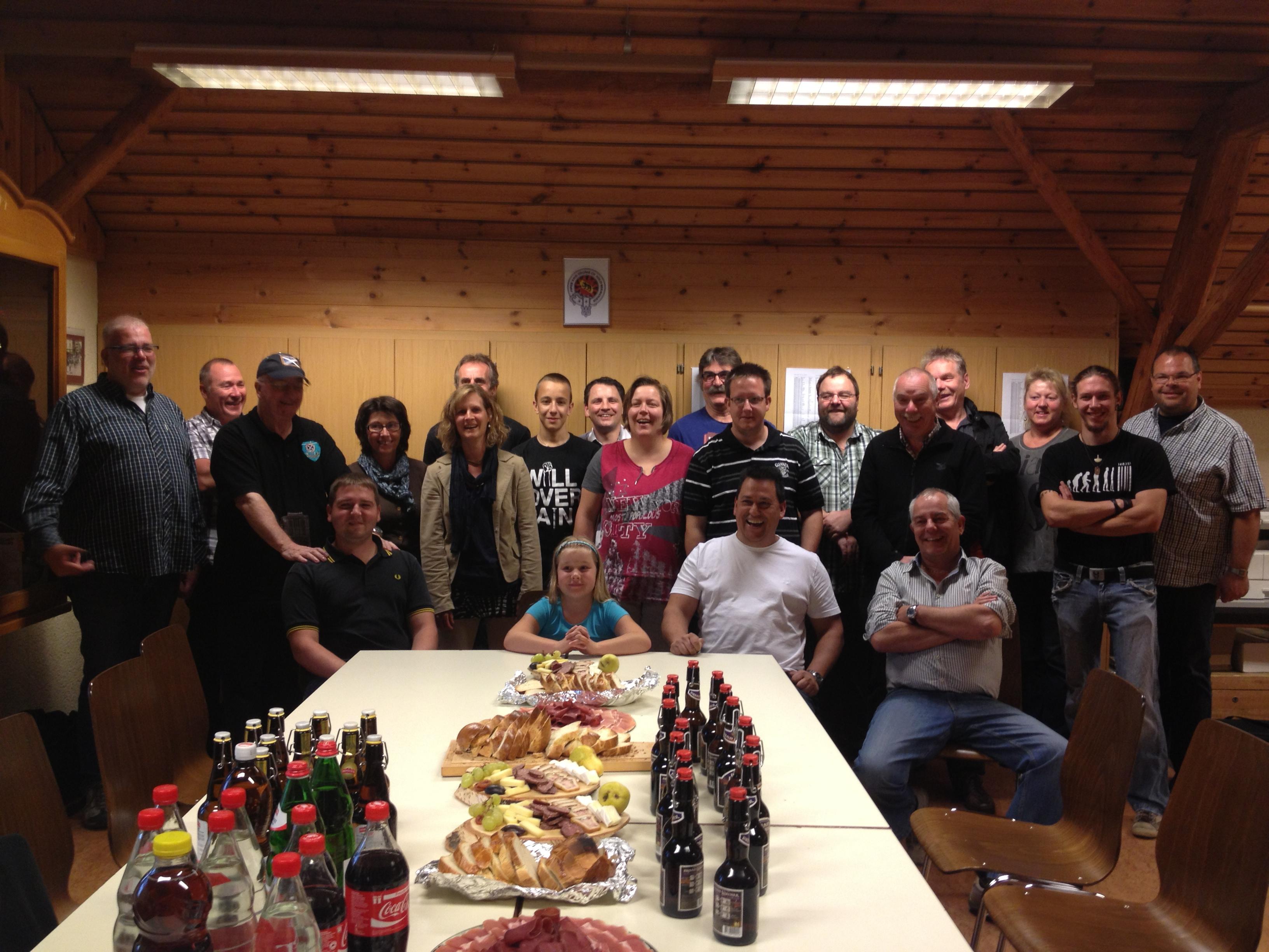 Band und Beginners Sept. 2013