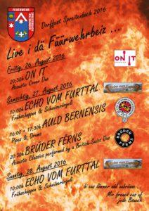 Dorffest Spreitenbach Live i dä Füürwehrbeiz @ Füürwehrbeiz | Spreitenbach | Aargau | Schweiz